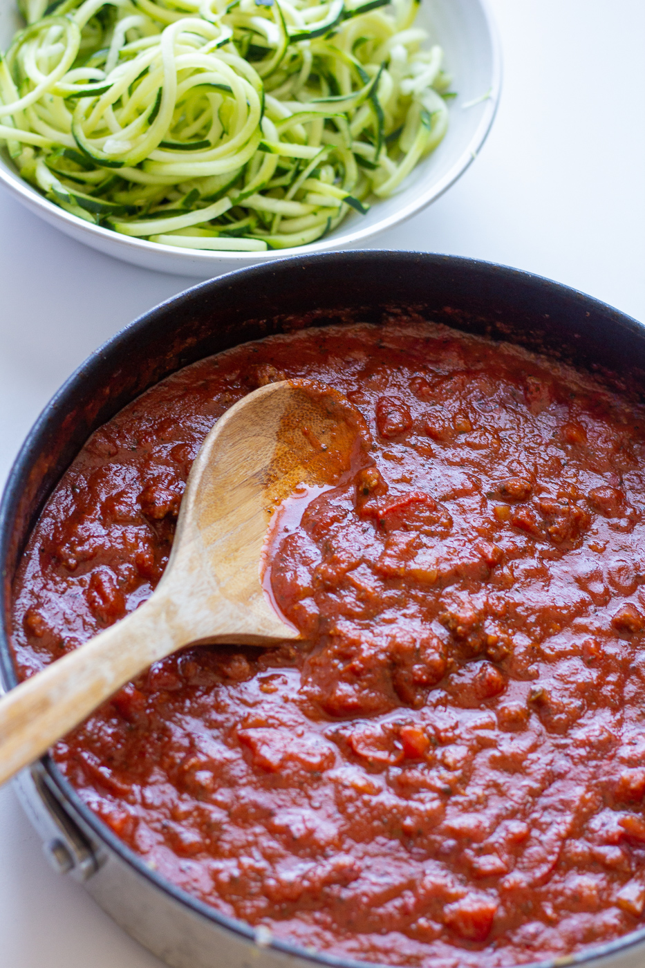 Favorite Healthy Homemade Pasta Sauce