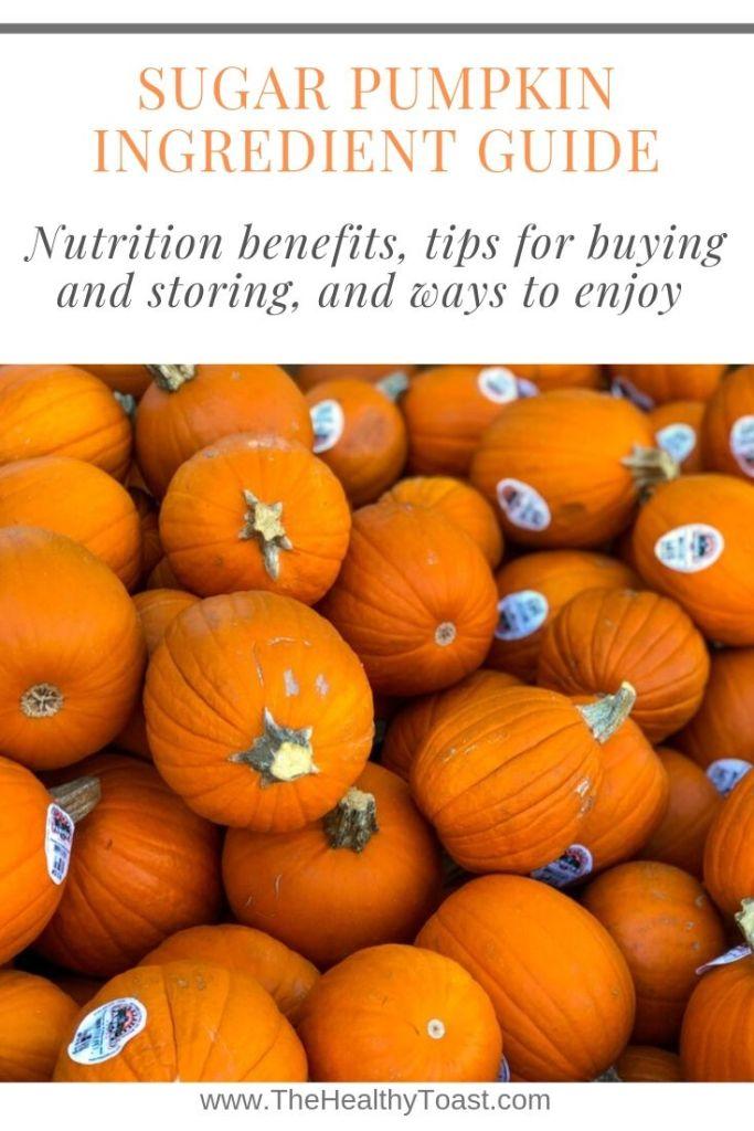 Dietitian Guide to Sugar Pumpkins