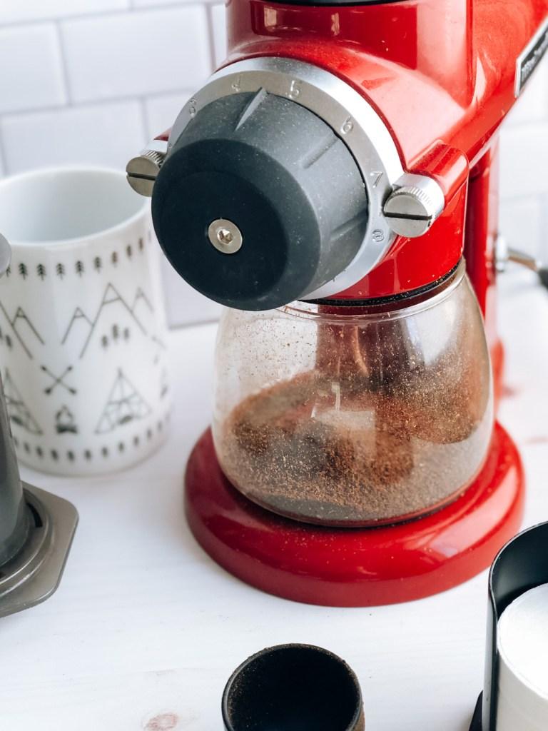 KitchenAide Blurr coffee grinder