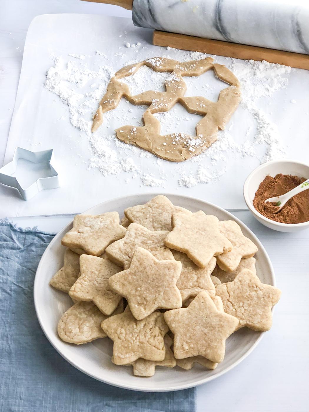 The Best Chai Sugar Cookies