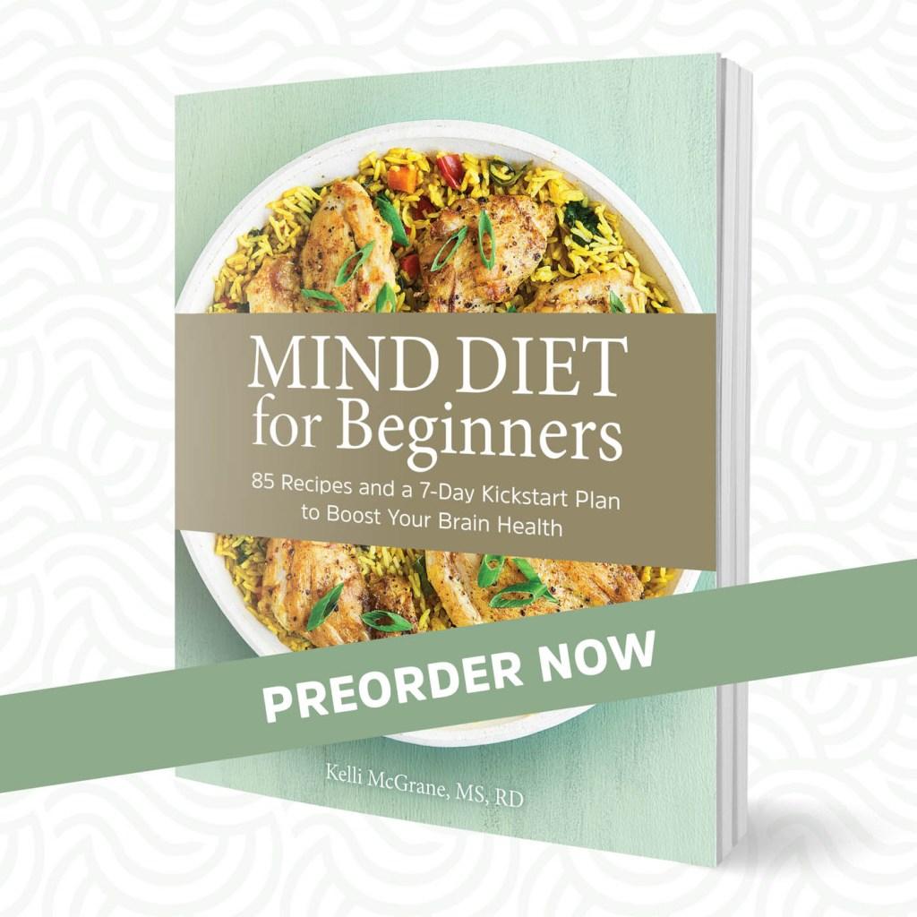 Preorder cookbook