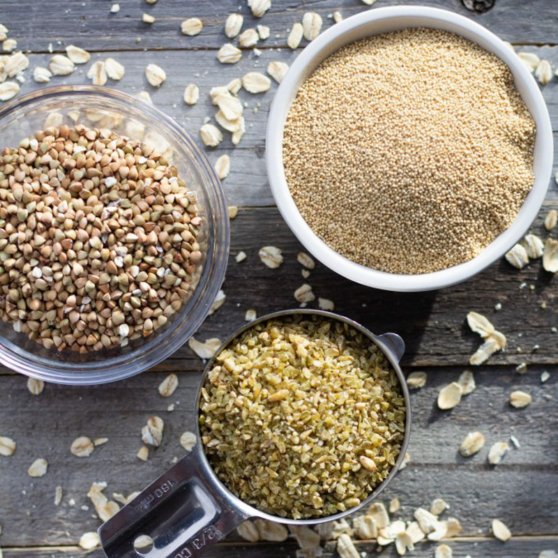 Meet Your Ingredients: Whole Grains
