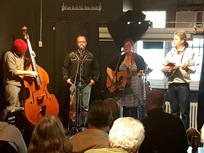 The Heartaches Stringband at the SoHo Bar & Grill
