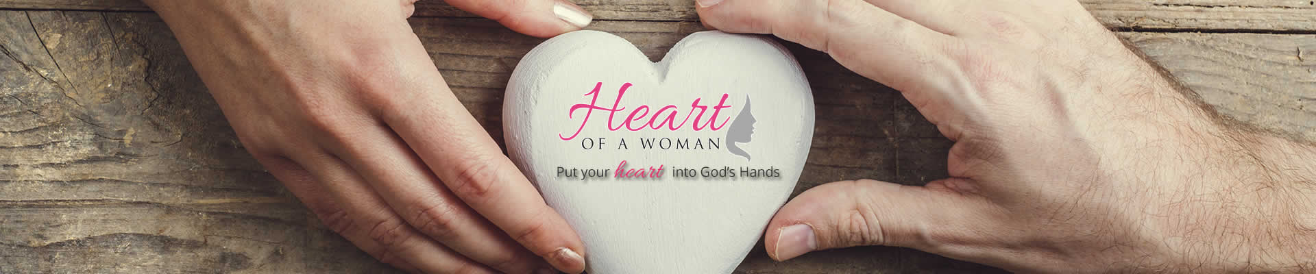 Put You Heart in God's Hands