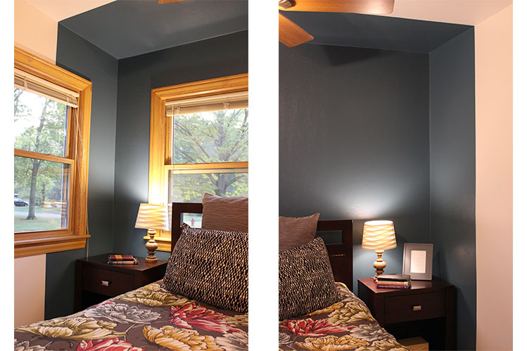 Exploring the Art of Interior Decorating: Master Bedroom - Corners