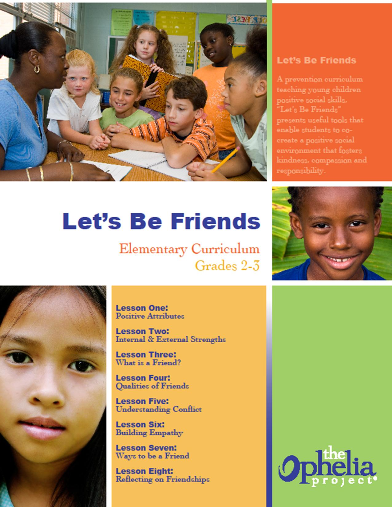 Relational Aggression Common Core Lesson Plans