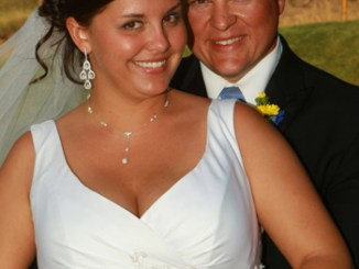Mr. and Mrs. Anthony Theos