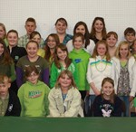 Meeker 4-H members were recognized during Sunday's Achievement Night at the Rio Blanco County Fairgrounds. A list of award winners from Meeker and Rangely, which will have its Achievement Night this Sunday, will appear in next week's Herald Times.