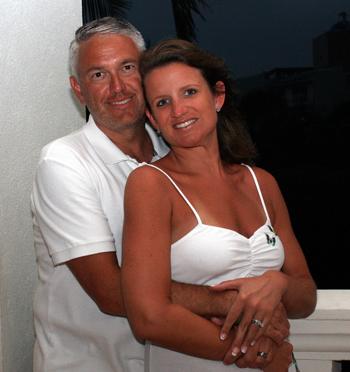 Mr. and Mrs. Dwayne Karl Newman