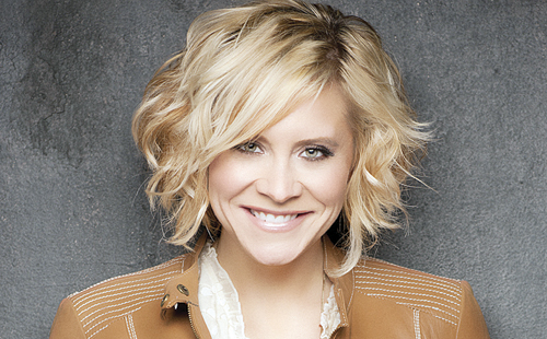 Country western singer Gwen Sebastian was on stage in Meeker and appeared on NBC's The Voice last year. She returns to the Range Call stage for a concert at the Fairgrounds July 4, starting at 7 p.m.