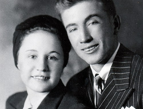 Dave Prather, 94, came to Colorado at the age of 17. He went to work for a rancher near Salida, eventually marrying the rancher's daughter, Virginia Rogers. The family has left a lasting legacy in the White River valley.
