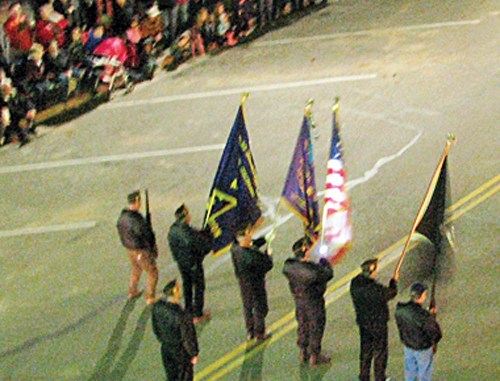 Veterans Day is this Sunday, Nov. 11. Veterans will be honored in Rangely Friday and in Meeker Sunday.
