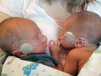 Joshua and Lindsey Allred of Rangely, Colo., announce the birth of their twin sons, Andrew Joshua and Zachary Donald.  The boys were born Jan. 27, 2015, in Grand Junction, Colo., at St. Mary's Hospital. Zachary Donald was born at 12:35 a.m., weighed 4 pounds, 4 ounces and measured 17-3/4 inches long.  Andrew Joshua was born at 12:36 a.m., weighed 4 pounds 4 ounces and measured 18 inches long.   Maternal grandparents are Don and Phyllis Myers of Hamilton, Colo.  Maternal great-grandparent is Naomi Durham. Paternal grandparent is Mary Ann Allred of Rangely, Colo.