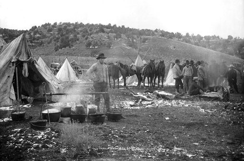 Reminiscent of the late 1800s, the Rio Blanco County Historical Society will celebrate Culture, Cowboys and Chuckwagon! from 5-7 p.m. on June 18. This celebration of our cowboy heritage will commence with history on Cattle Drive Days in Rio Blanco County combined with some toe-tapping cowboy music and a delicious chuckwagon dinner with Dutch oven desserts, all for $12 per person.
