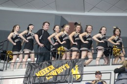 cheerleader up