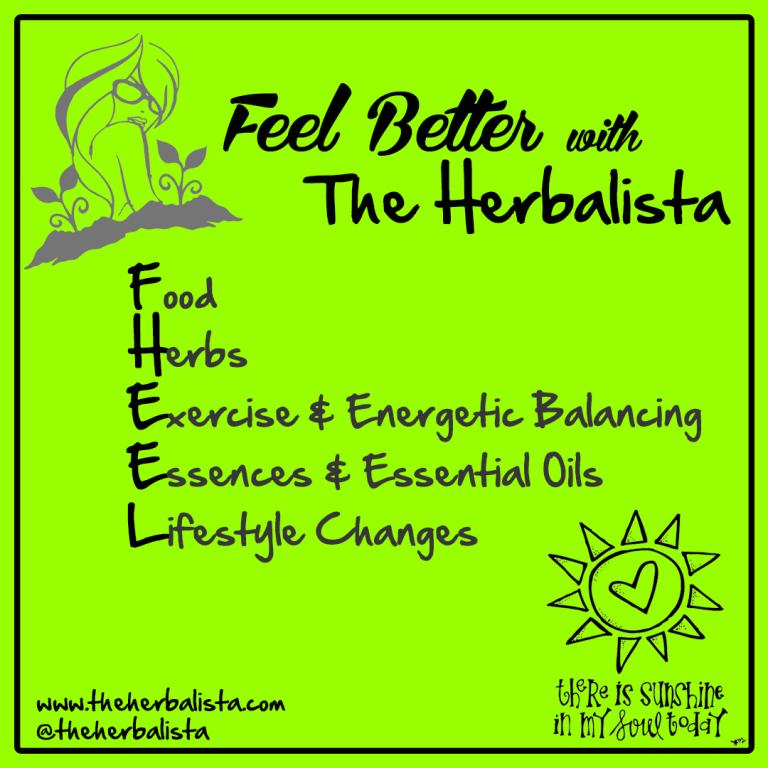 FHEEL Better with The Herbalista