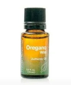 Oregano, Wild - 100% Pure Essential Oil