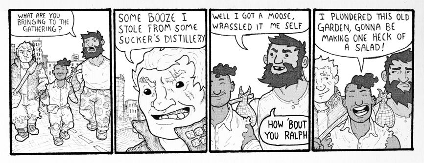 Comic Scrap: Salad