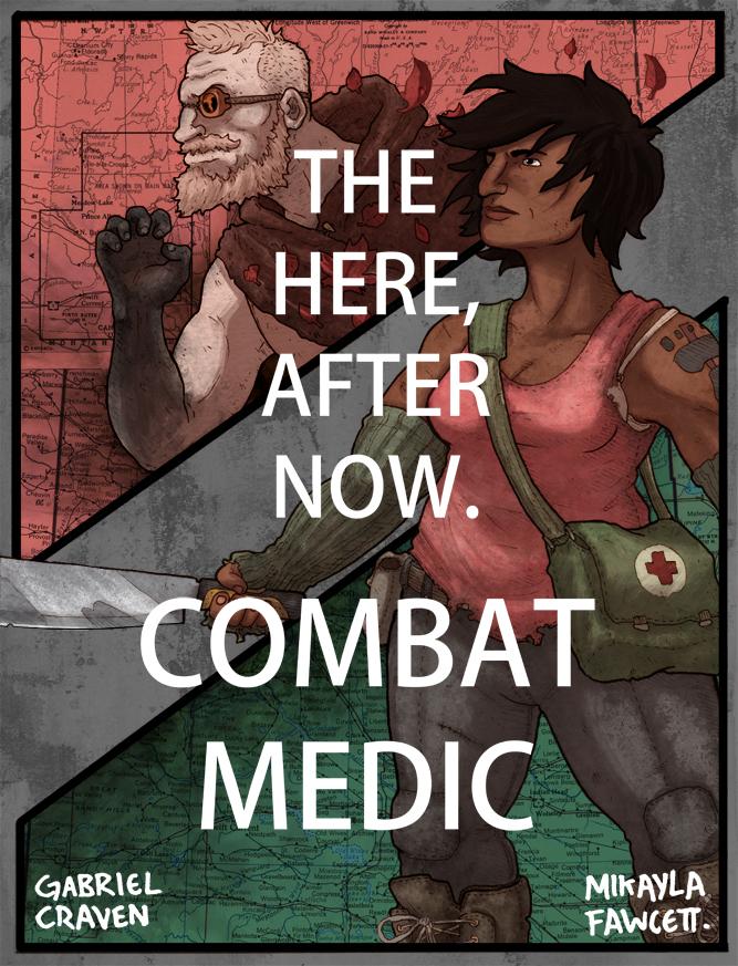 Combat Medic: Cover