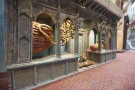 exhibition design museum mumbai airport