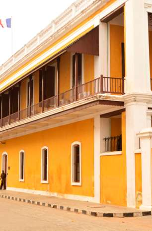 Pondicherry Heritage Walk : The French Quarter
