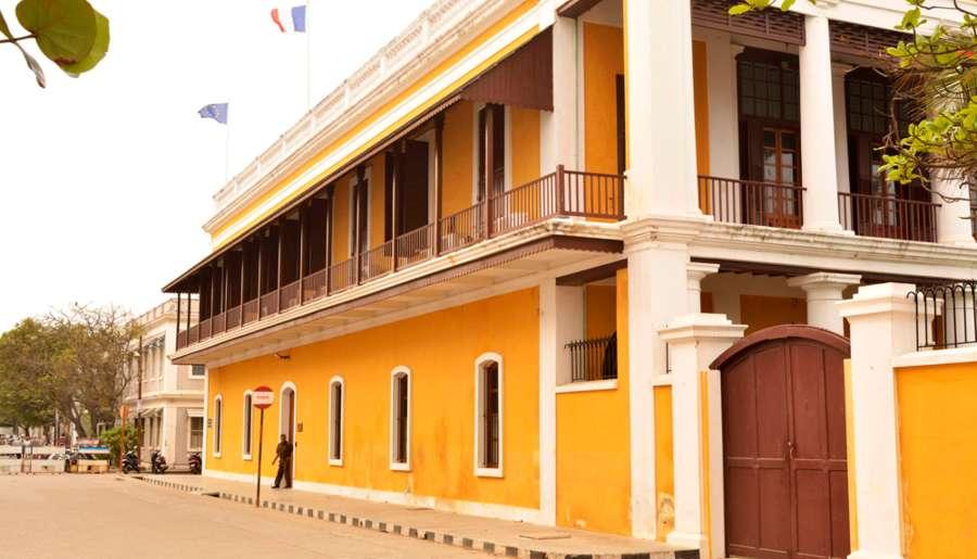 Pondicherry Heritage Walk : The French Quarter