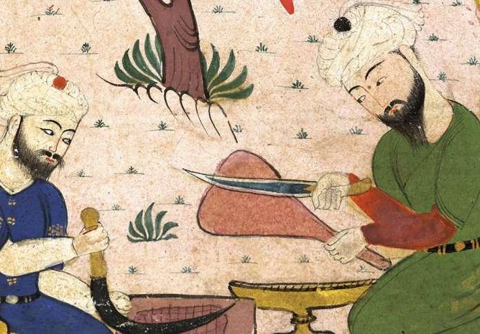 mughal-recipe-history