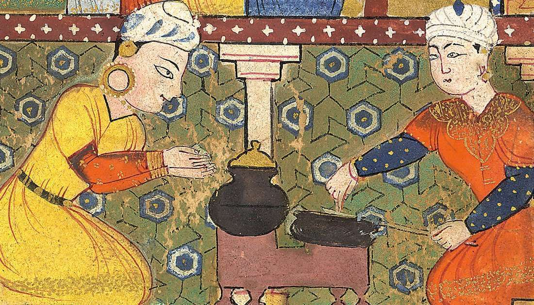 A History of Mughal Cuisine through Cookbooks
