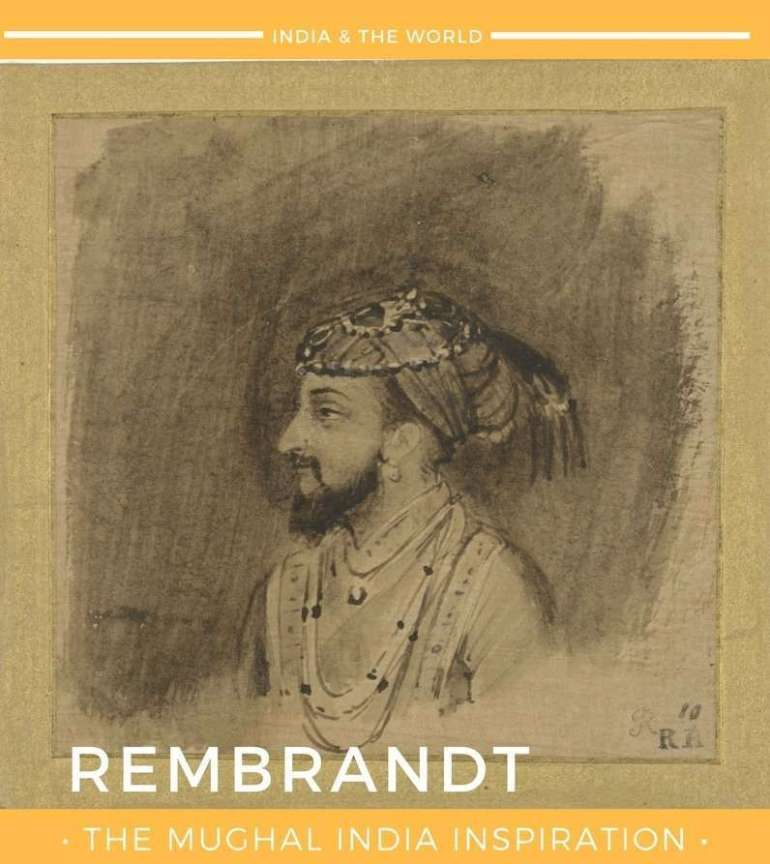 rembrandt mughal india