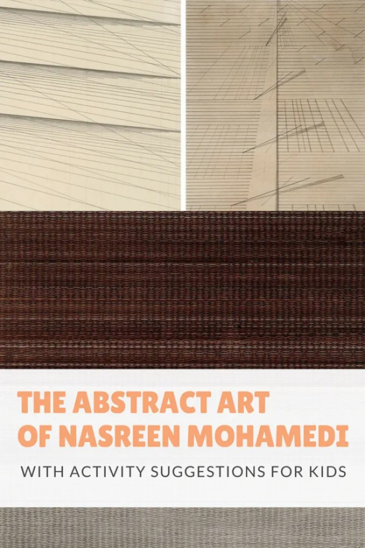 abstract art nasreen mohamedi