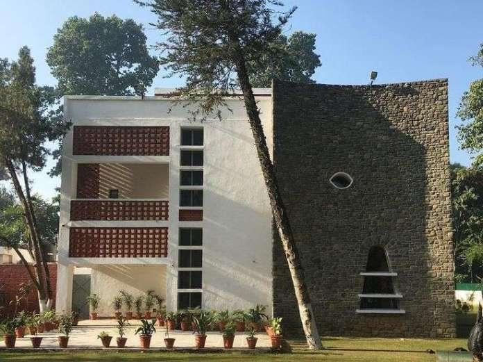 Pierre Jeanneret house