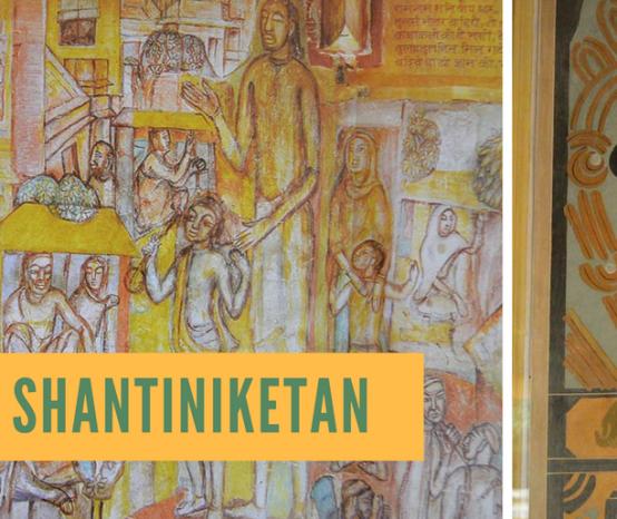Art Tour : Shantiniketan