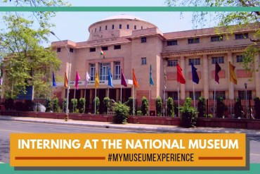 national museum internship experience