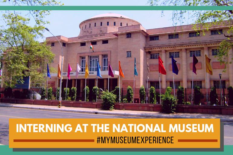 national museum internship experience