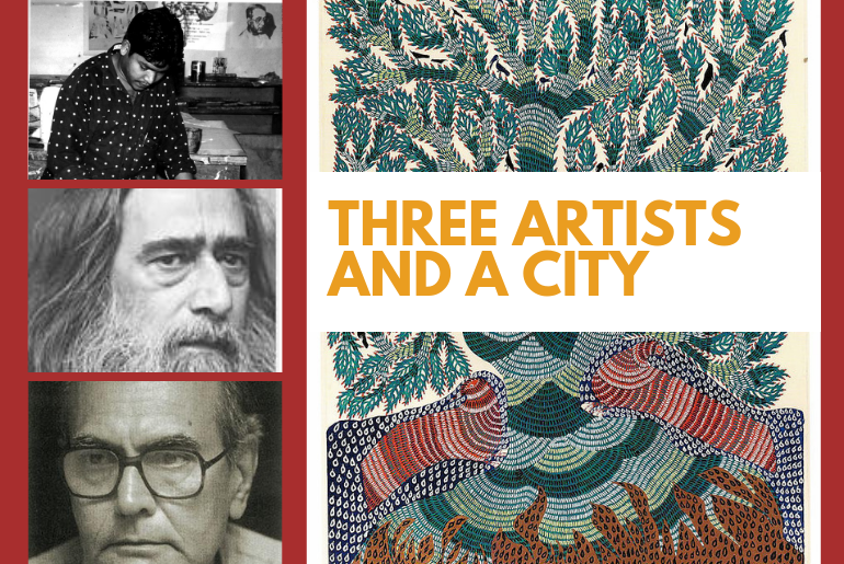Three Artists & a City: MAP Bangalore recounts a story of friendship and shared inspiration
