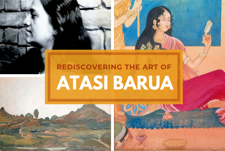 Rediscovering the art of Atasi Barua