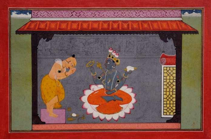 Gita Govinda Manaku Jayadeva
