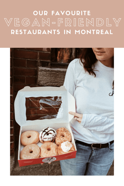 vegan-friendly restaurants
