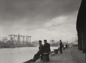 Margaret Watkins Glasgow River Clyde 1930s