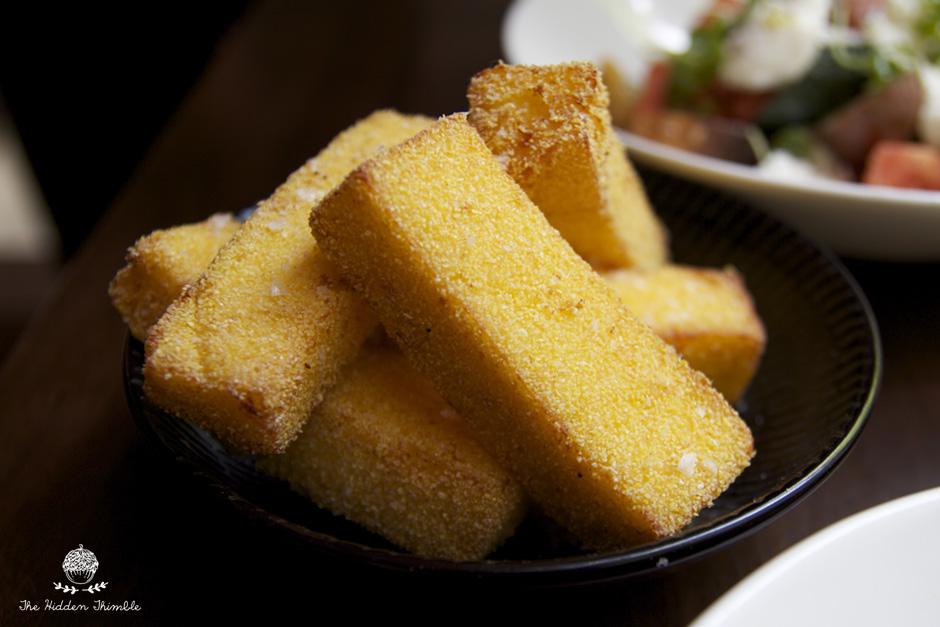 Polenta Chips Lot. 1