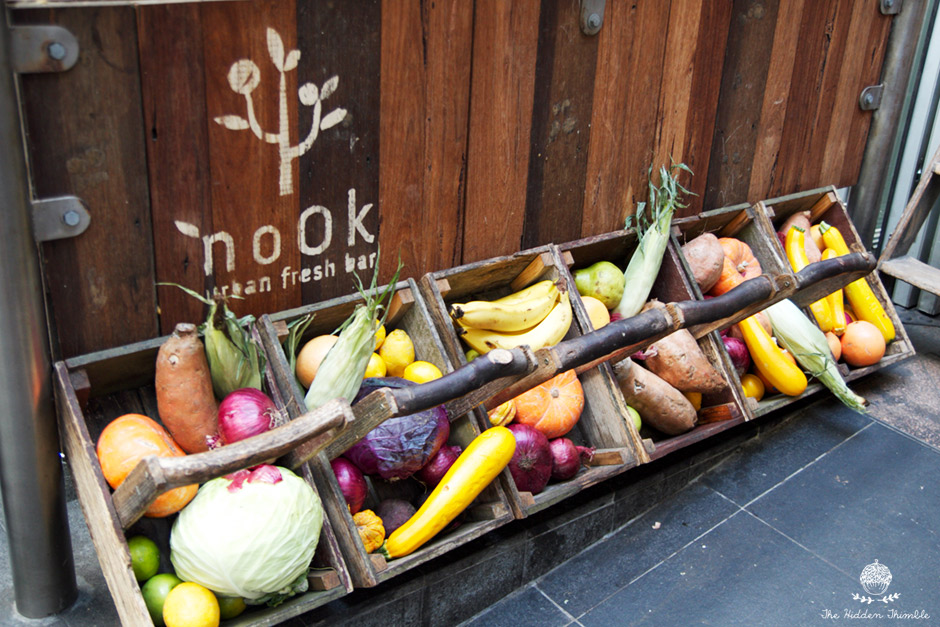 Nook Urban Fresh Bar