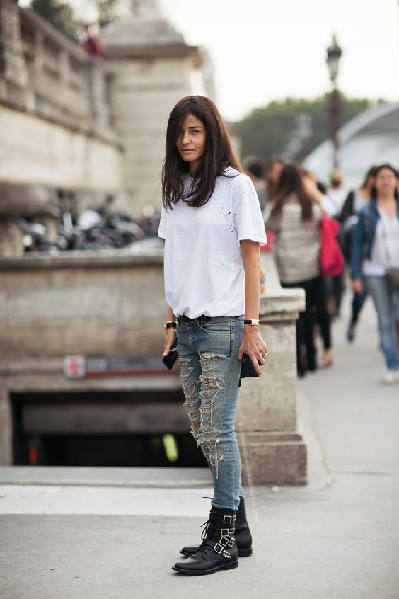 How To Wear Boots With Jeans For Women 2018 Hi Fashion