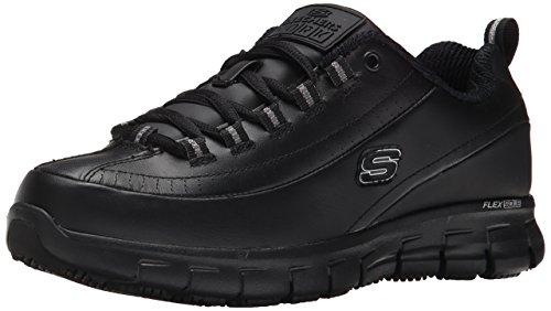Best Women's Work Shoes - Skechers for Work Women's Shoes
