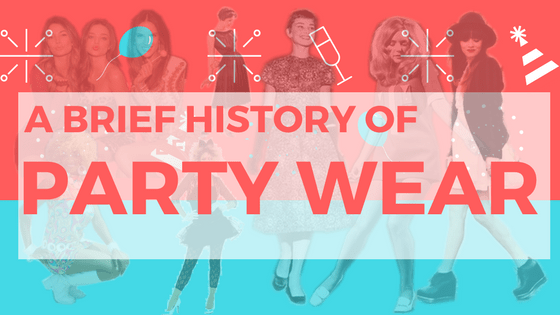 a brief history of party wear title