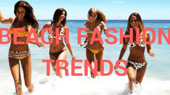 Beach Fashion Trends Title