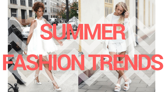 Summer Fashion Trends title