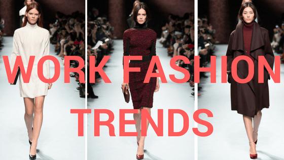 Work Fashion Trends 2017 – Clothing Style Looks Ideas - HI FASHION