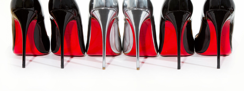 How to make high heels more comfortable Christian Louboutin