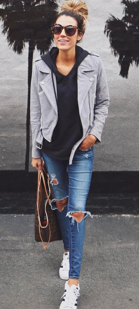 Top Athleisure Street Styles 2017 Hi Fashion