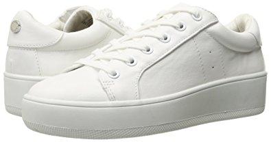 best white sneakers Steve Madden Women's Bertie Fashion Sneaker